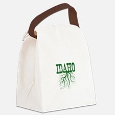 Idaho Roots Canvas Lunch Bag