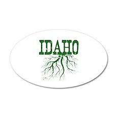 Idaho Roots Wall Decal