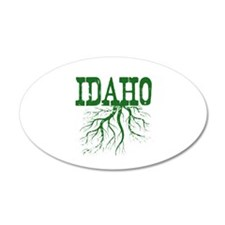 Idaho Roots Wall Decal