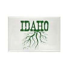 Idaho Roots Rectangle Magnet