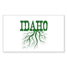 Idaho Roots Decal