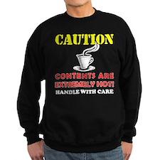 Caution, HOT! Sweatshirt