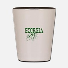 Georgia Roots Shot Glass