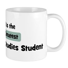 Worlds Greatest Environmental Mug