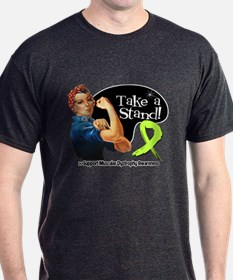 Muscular Dystrophy Stand T-Shirt