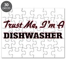 Trust me I'm a Dishwasher Puzzle