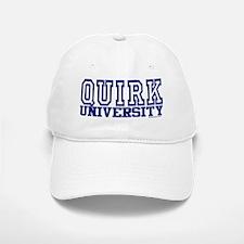 QUIRK University Baseball Baseball Cap
