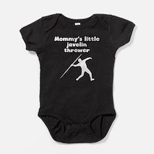 Mommys Little Javelin Thrower Baby Bodysuit