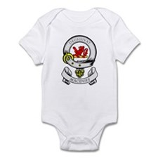 MACDUFF Coat of Arms Infant Bodysuit