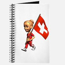 Switzerland Girl Journal