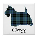 Terrier - Clergy Tile Coaster