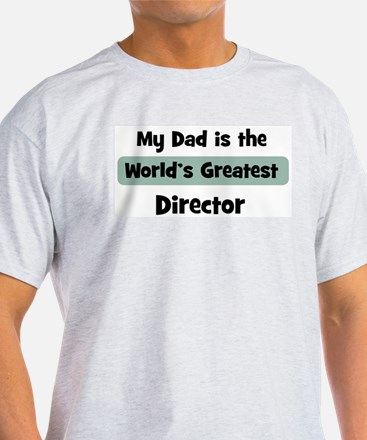Worlds Greatest Director T-Shirt