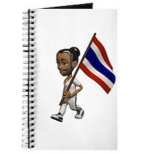 Thailand Girl Journal