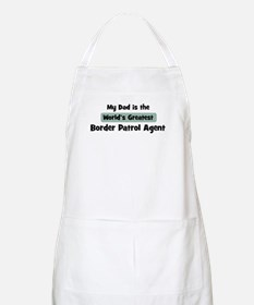 Worlds Greatest Border Patrol BBQ Apron