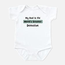 Worlds Greatest Detective Onesie