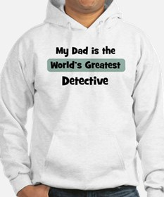 Worlds Greatest Detective Hoodie