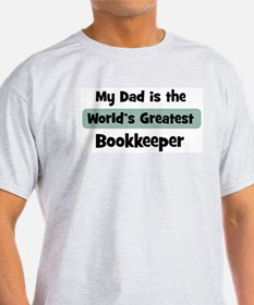 Worlds Greatest Bookkeeper T-Shirt