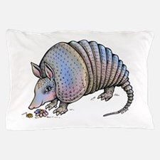 Cute Armadillo Pillow Case