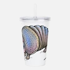 Straight Acrylic Double-wall Tumbler