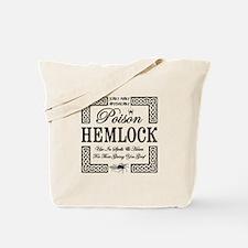 POISON HEMLOCK Tote Bag