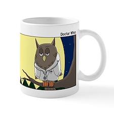 Doctor Whoo Mug