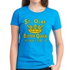 St Olaf Butter Queen Tee