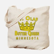 St Olaf Butter Queen Tote Bag