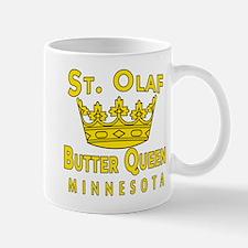 St Olaf Butter Queen Mug