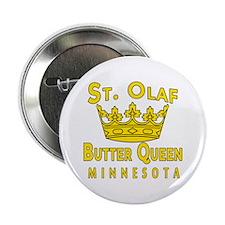 """St Olaf Butter Queen 2.25"""" Button"""