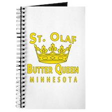 St Olaf Butter Queen Journal