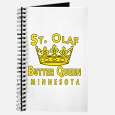St Olaf Butter Queen Journal