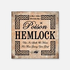 POISON HEMLOCK Sticker