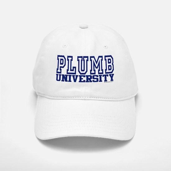 PLUMB University Baseball Baseball Cap