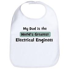 Worlds Greatest Electrical En Bib