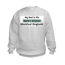 Worlds Greatest Electrical En Sweatshirt