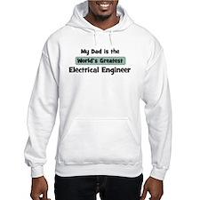 Worlds Greatest Electrical En Jumper Hoody
