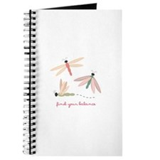 Dragonfly Balance Journal