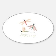 Dragonfly Day Gift Decal