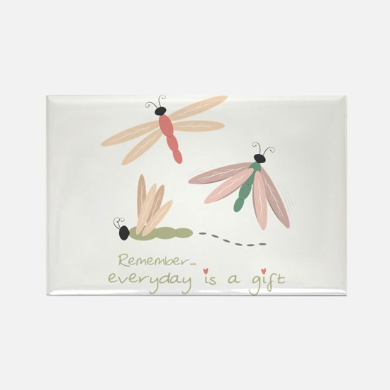 Dragonfly Day Gift Magnets