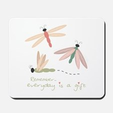 Dragonfly Day Gift Mousepad