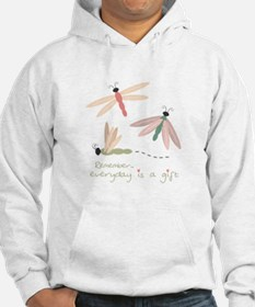 Dragonfly Day Gift Hoodie