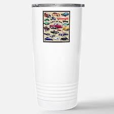 Car Show Travel Mug