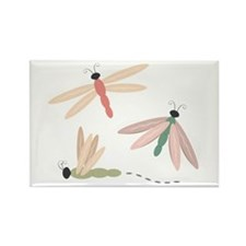 Dragonfly Bugs Magnets