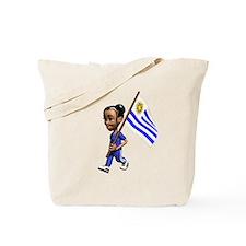 Uruguay Girl Tote Bag