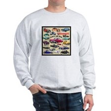 Car Show Sweatshirt
