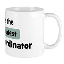 Worlds Greatest Day Care Coor Coffee Mug