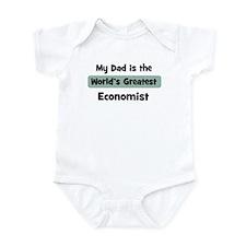 Worlds Greatest Economist Onesie