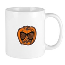Cool Pumpkin Halloween Special Mugs