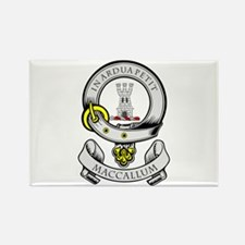 MACCALLUM Coat of Arms Rectangle Magnet