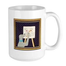 KS Block - 2004 Hobbies Quilt Mug